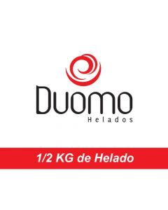 Duomo Heladerias - 1/2 Kilo de Helado