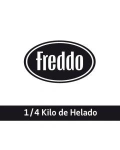 Freddo - 1/4 Kilo de Helado