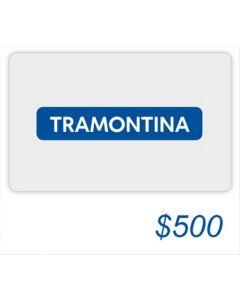 Tramontina - Voucher tienda online $500