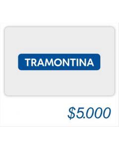 Tramontina - Voucher tienda online $5000