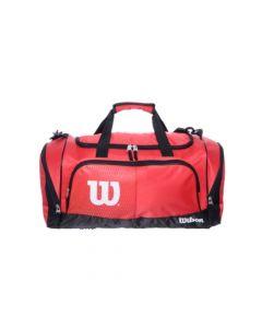 Bolso 22 pulgadas Wilson Botinero. Color: Rojo
