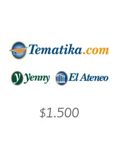 Yenny - Voucher  $1500