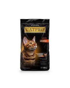 Balanced Food - Catpro Gatos Adultos 15 Kg