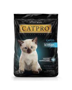 Balanced Food - CATPRO Kitten 1Kg -Envío Incluido