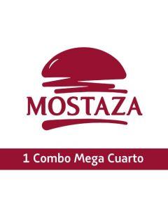 Ticket Box - 1 COMBO MEGA CUARTO