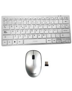COMBO- Teclado 2.4G + Mouse Inalámbrico NGM-06