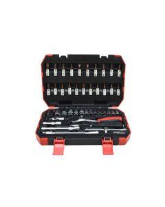 Ofertas Hogar - Caja de herramientas 46 piezas