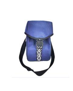 Ofertas Outdoor - Bolso Matero. Color: Azul marino