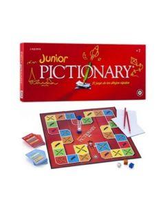 Ofertas Hogar - Juego de mesa: Pictionary Junior