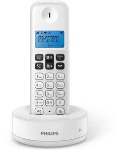 Teléfono Inalámbrico Philips Blanco- Envío incluido