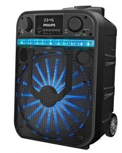 Parlante Torre Party Speaker Philips - Envío Incluido