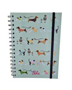 Lola Pets - Cuaderno Diseño Perros - Envío Incluido