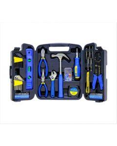 Goodyear - Caja de herramientas manuales de 129 piezas