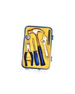 Set de herramientas de 17 piezas. Modelo: GY-HTK-5002