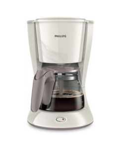 Cafetera Philips Blanca 1.2Lts