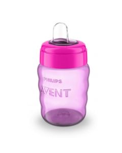 AVENT- Easy Sip Cup 260ml- Rosa