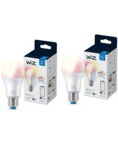 SET X2- LAMPARA WIZ WIFI COLOR