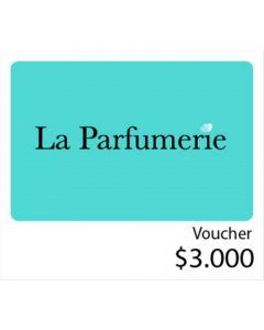 La Parfumerie - Voucher tienda online $3000
