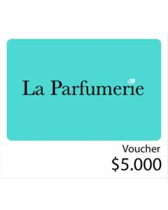 La Parfumerie - Voucher tienda online $5000
