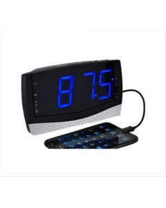 Audio - Radio Reloj con Cargador USB DI-978 DAEWOO
