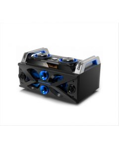 Audio - Reproductor de Sonido DAEWOO con LED Mix DJ Con Bluetooth-AUX-MIC-SD-Radio