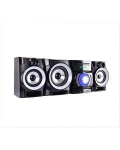 Audio - Minicomponente DAEWOO 200W RMS Con SubWoffer -Bluetooth-USB-Radio-DVD-AUX