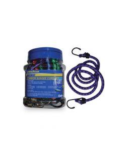 Goodyear - Kit de 10 Tensores Elásticos con Gancho