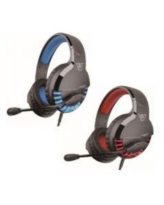 Auricular GAMER Edición NAGINI con micrófono