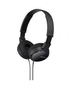 Auricular Sony Estéreo negro con micrófono