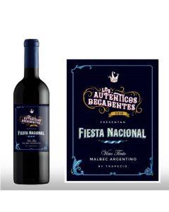 Vinos - Fiesta Nacional - Auténticos Decadentes Malbec